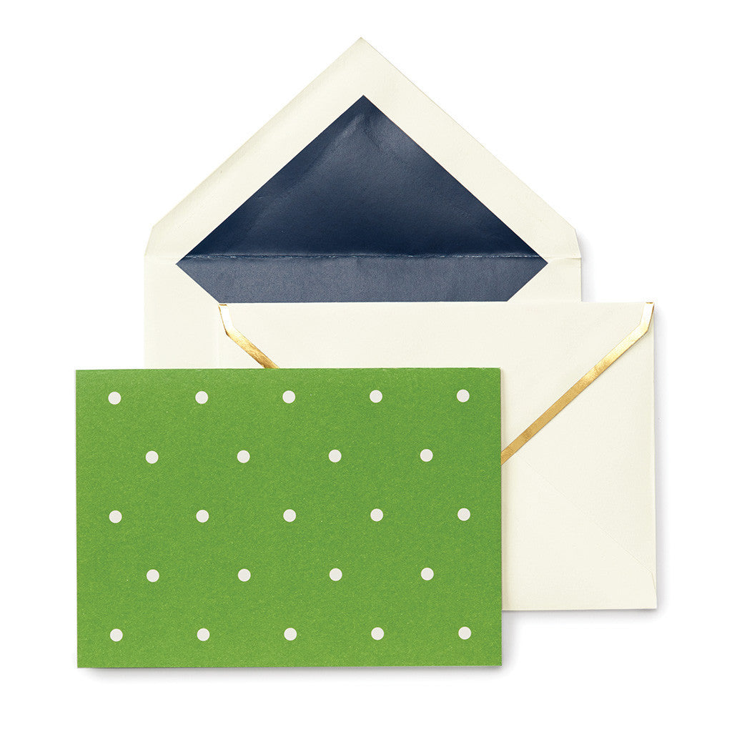 kate spade new york larabee dot assorted notecard set - lifeguard-press - 4