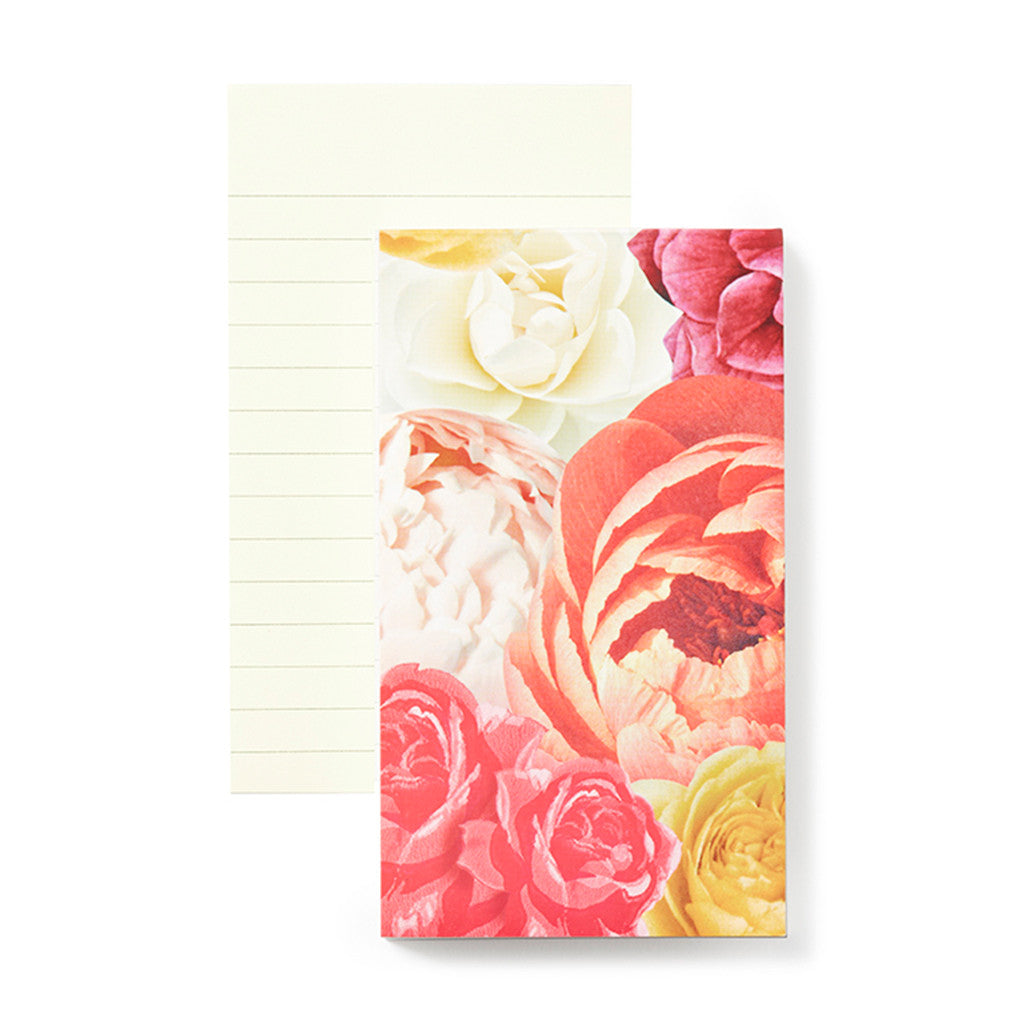 kate spade new york small notepad - floral - lifeguard-press