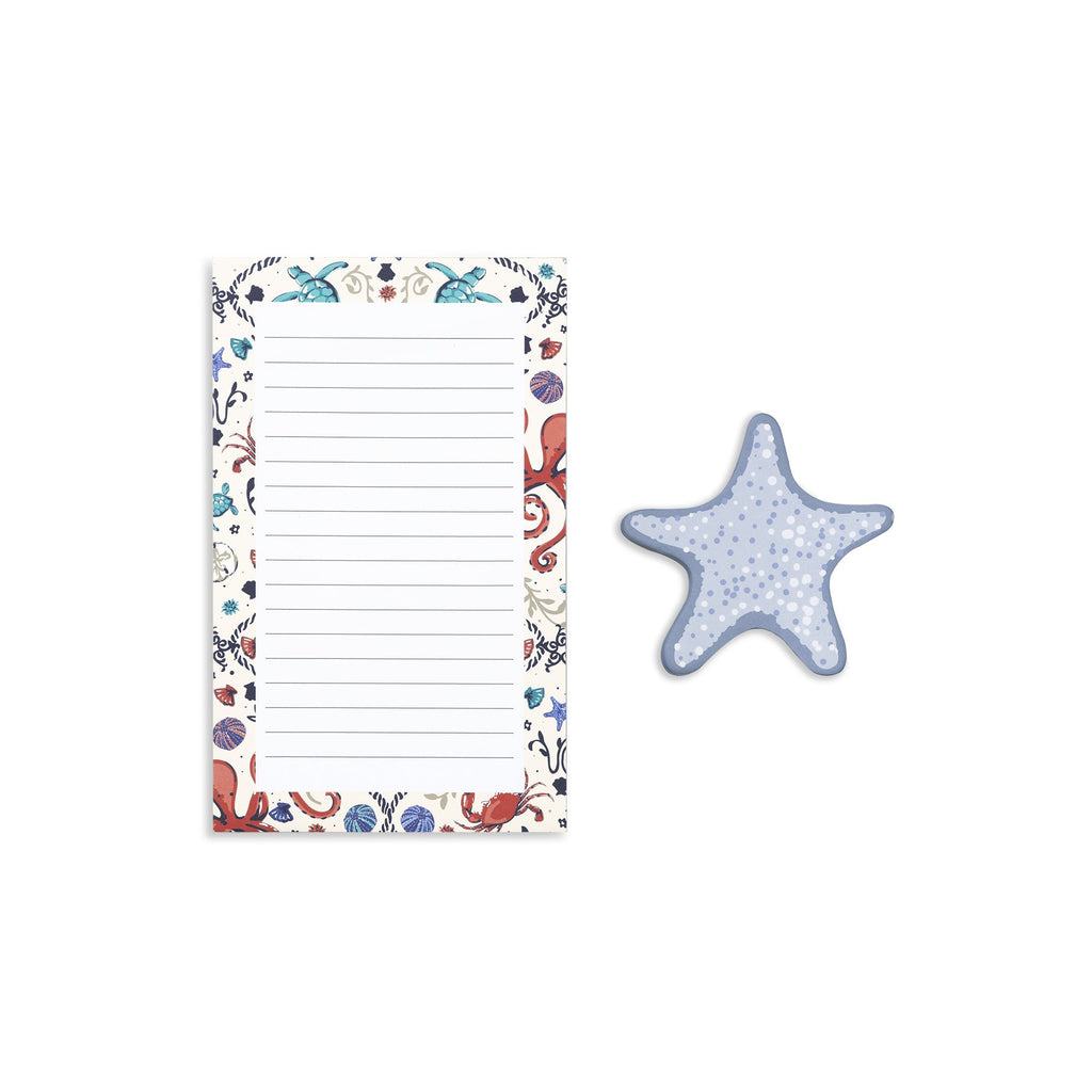 vera bradley Novelty Notepad Set, sea life