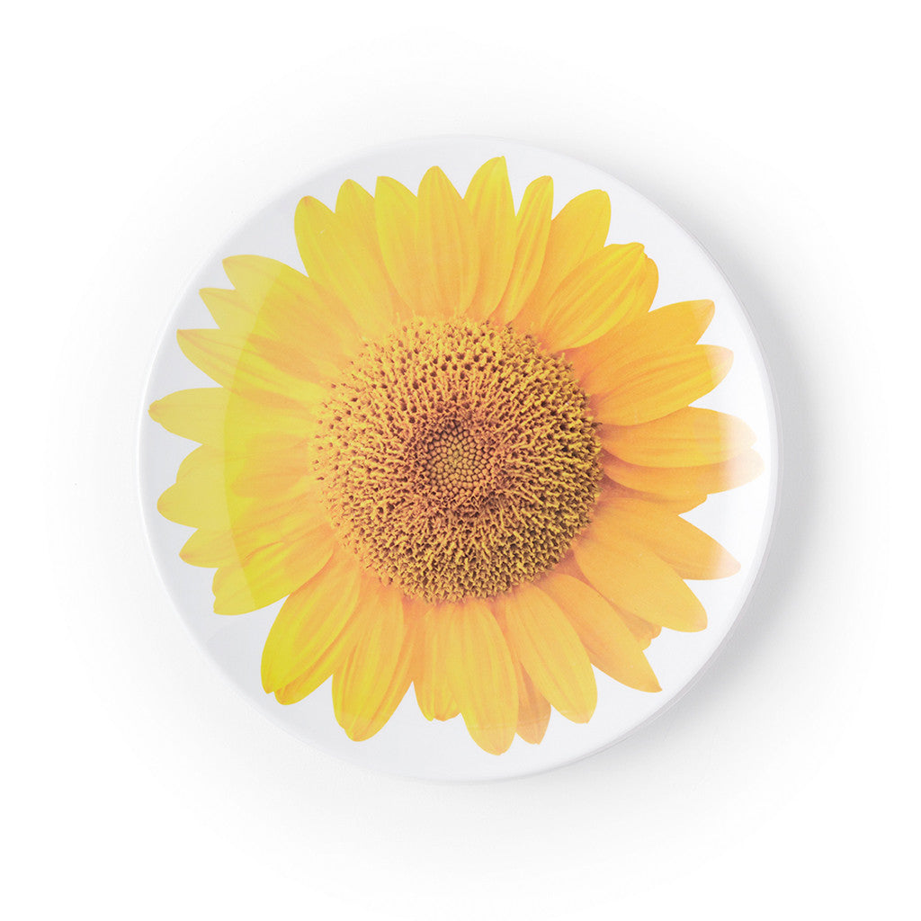 kate spade new york melamine salad plate - patio floral - lifeguard-press