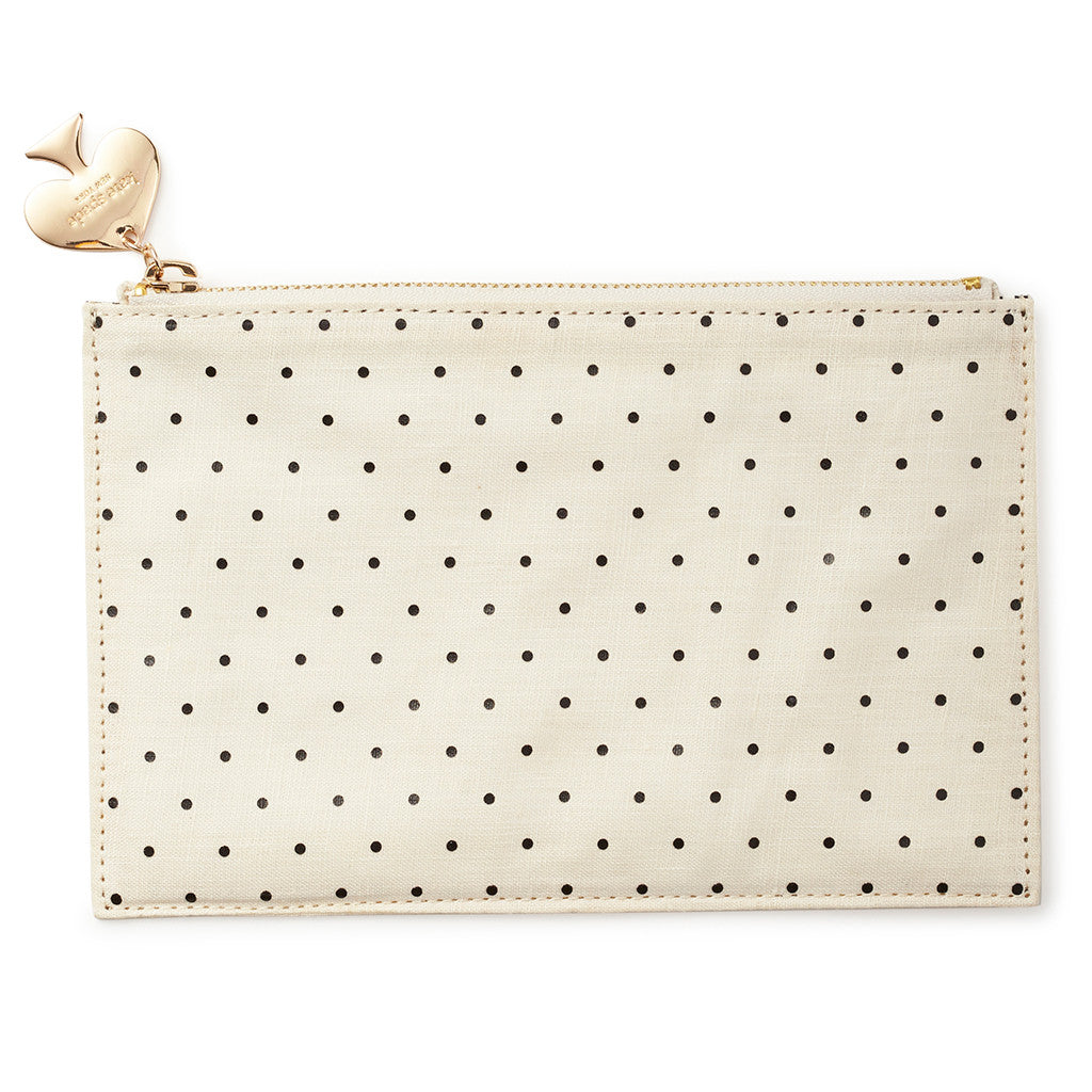 kate spade new york pencil pouch - pencil it in - lifeguard-press