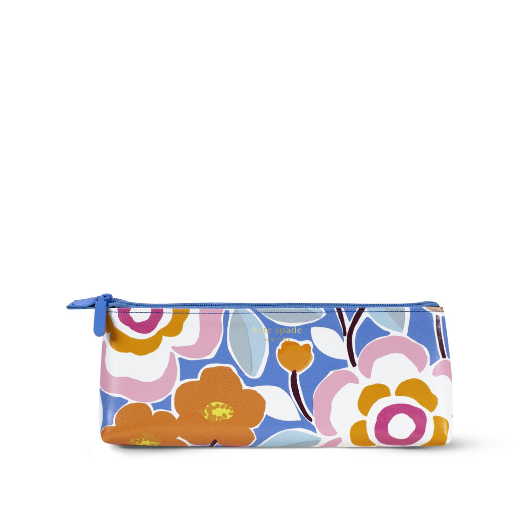 kate spade new york pencil case, pop floral