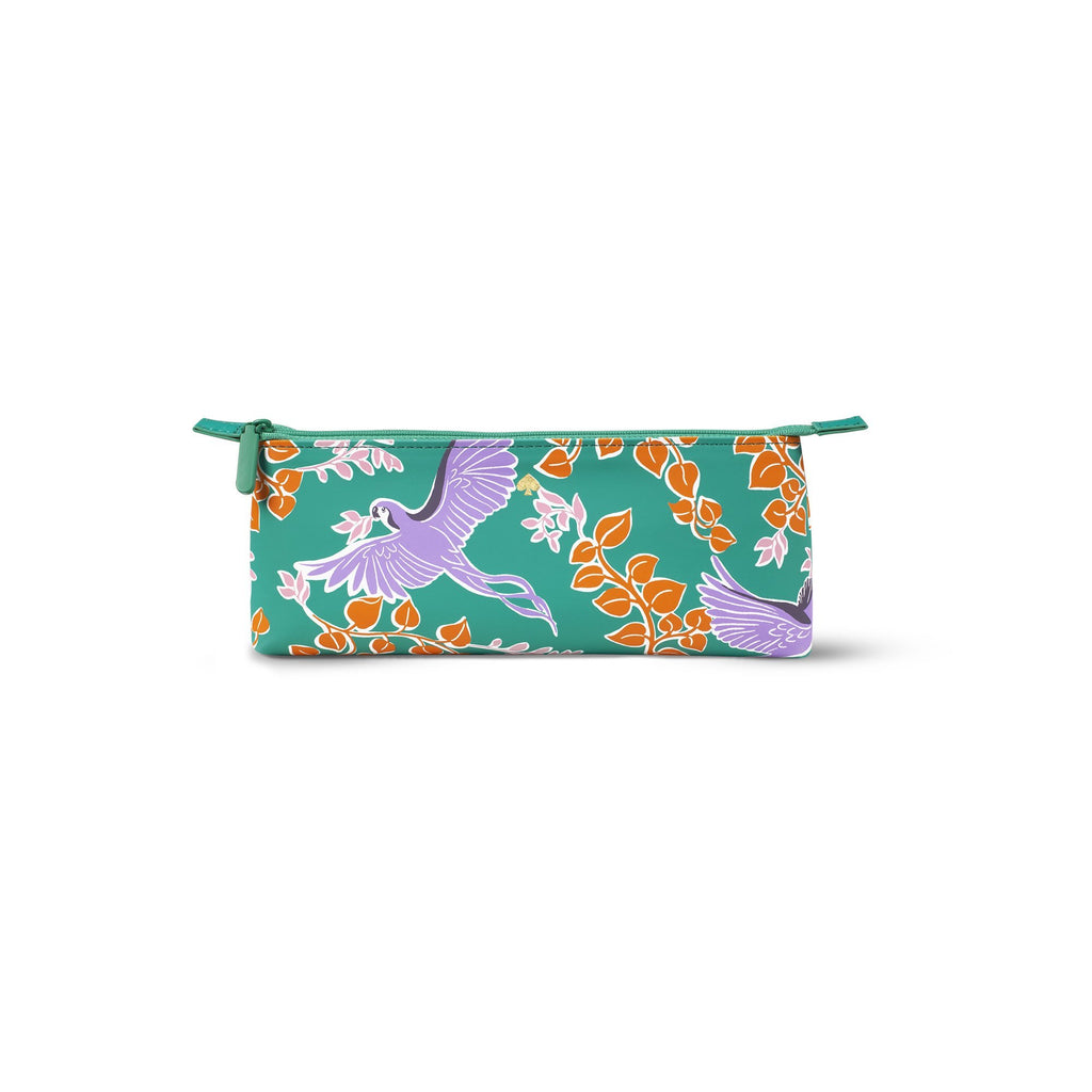kate spade new york pencil case, bird party