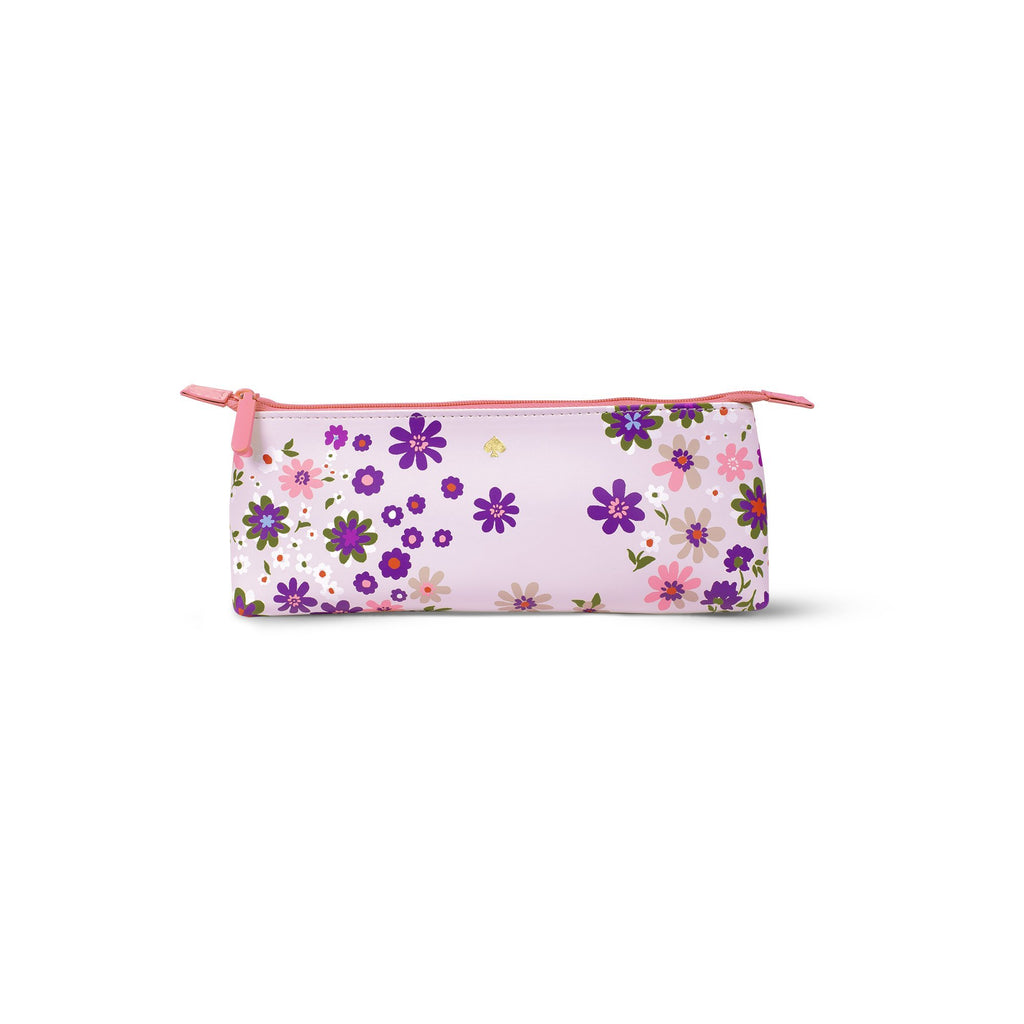 kate spade new york pencil case, pacific petals