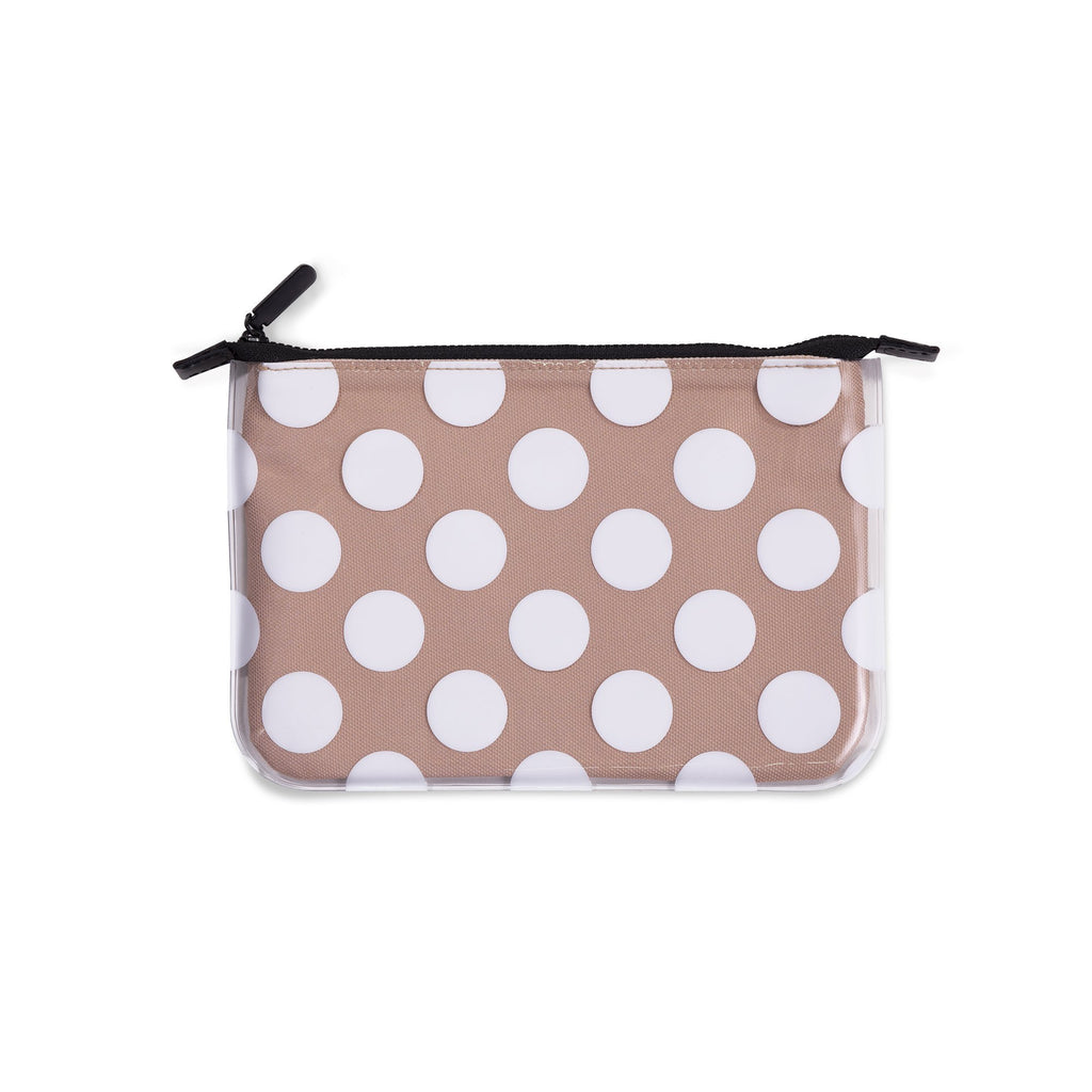 kate spade new york pencil pouch, jumbo dot