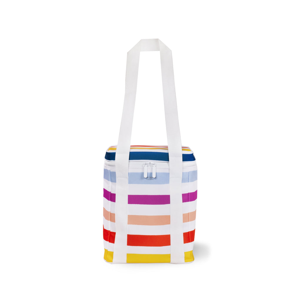 Cooler Bag (Wine), Candy Stripe