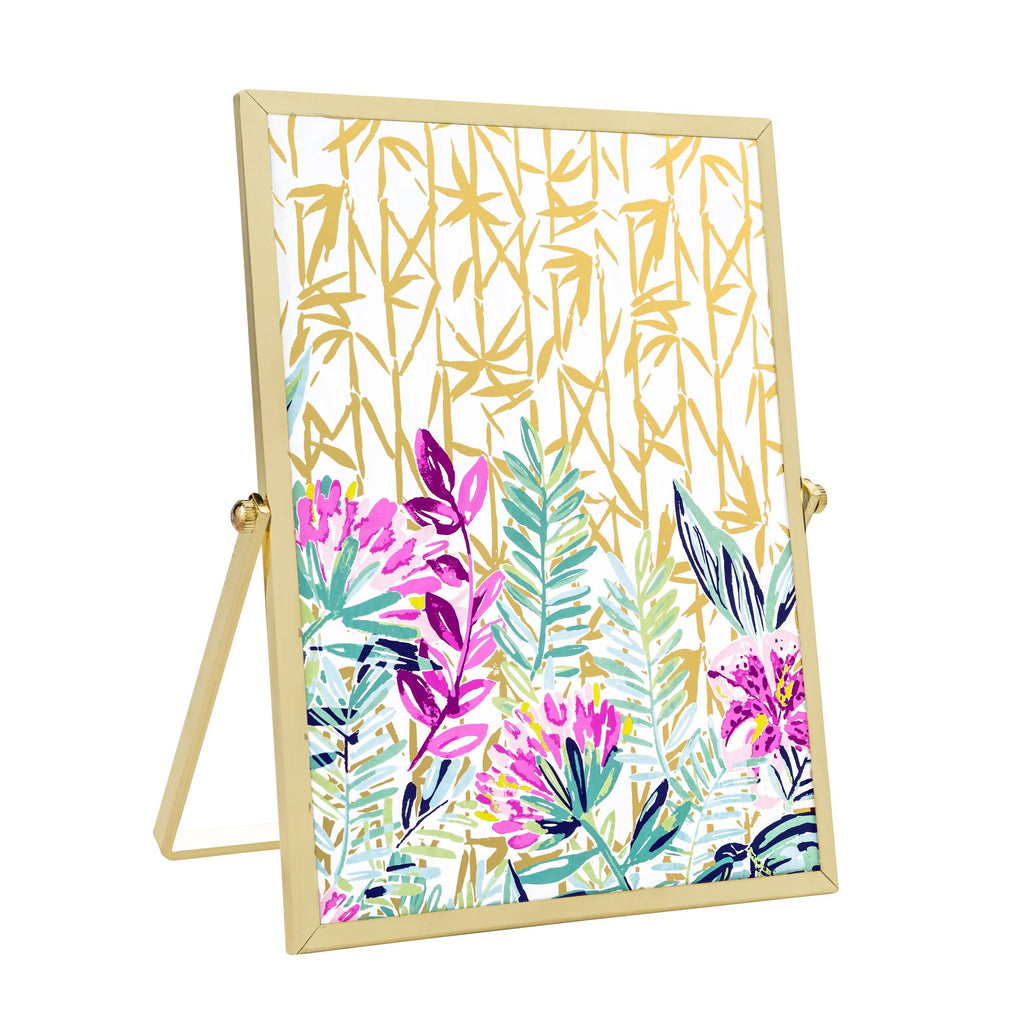 Lilly Pulitzer Picture Frame, Slathouse Engineered