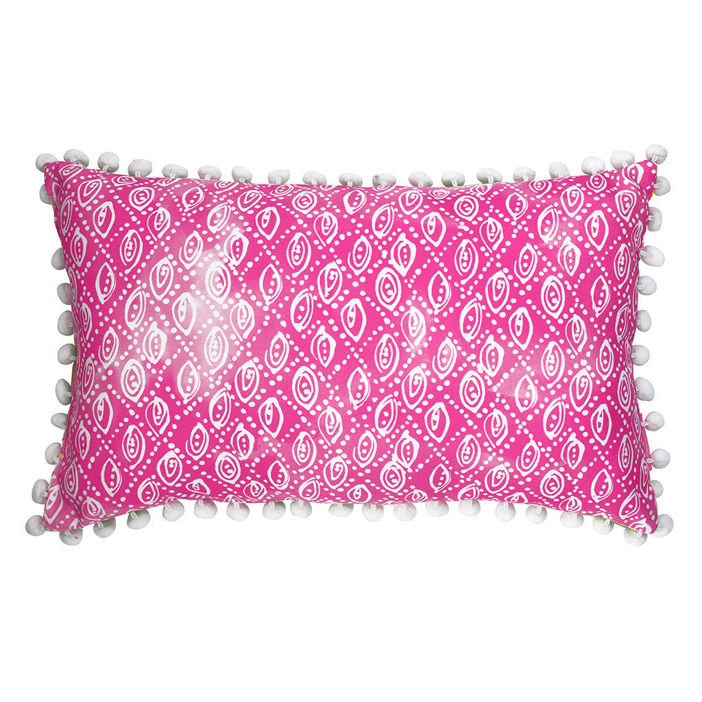 Lilly Pulitzer Medium Pillow - Lolita - lifeguard-press - 2