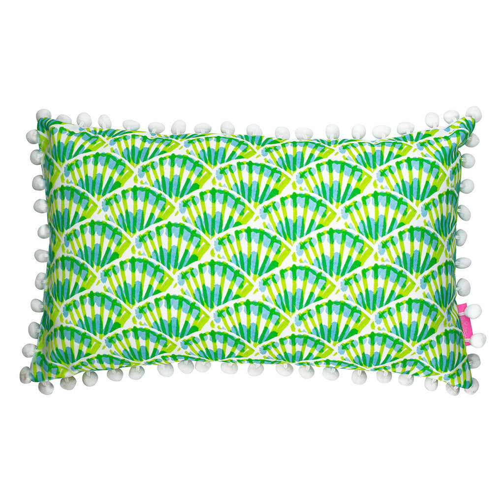 Lilly Pulitzer Medium Pillow - Seahorse - lifeguard-press - 2