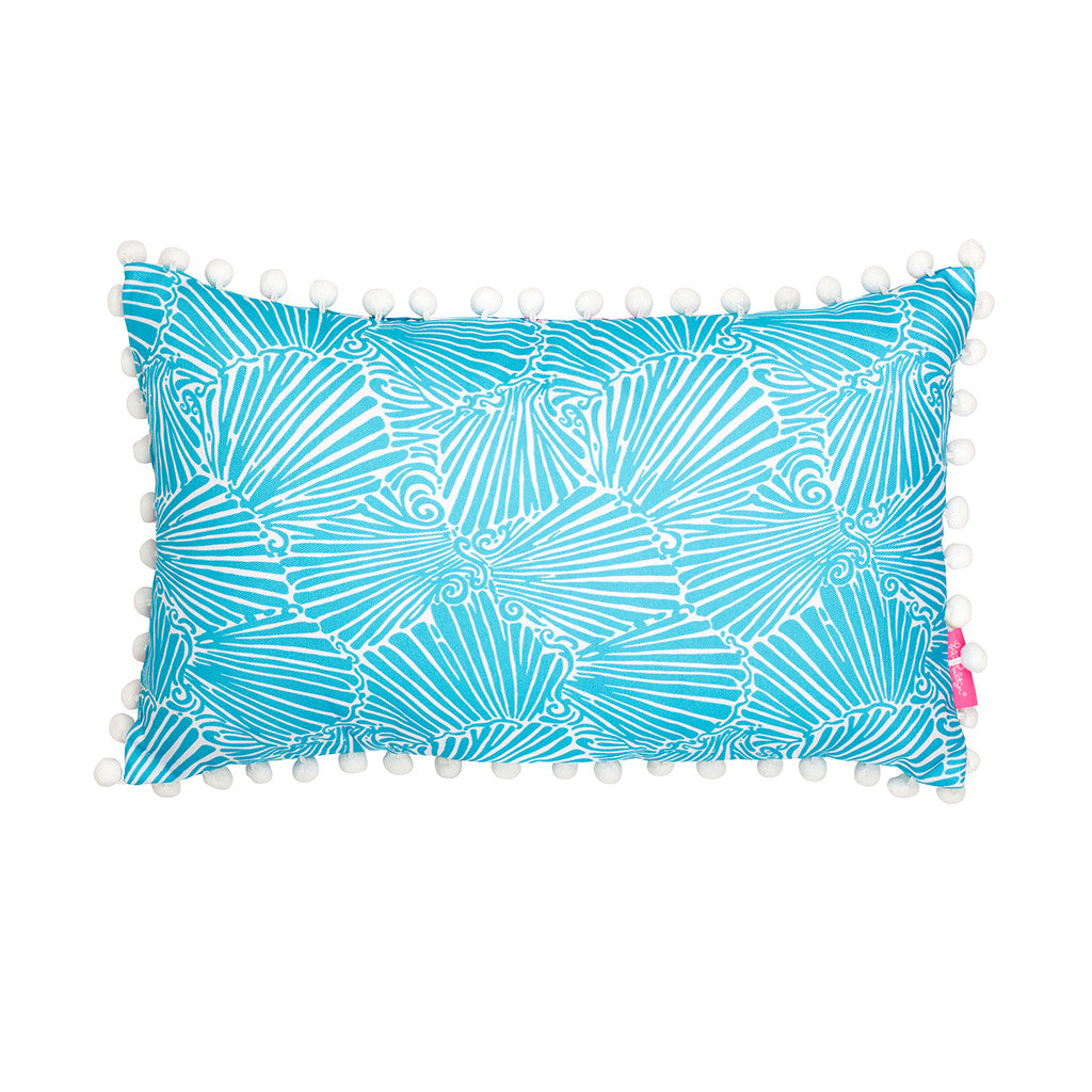 Lilly Pulitzer Medium Pillow - Mermaid - lifeguard-press - 2