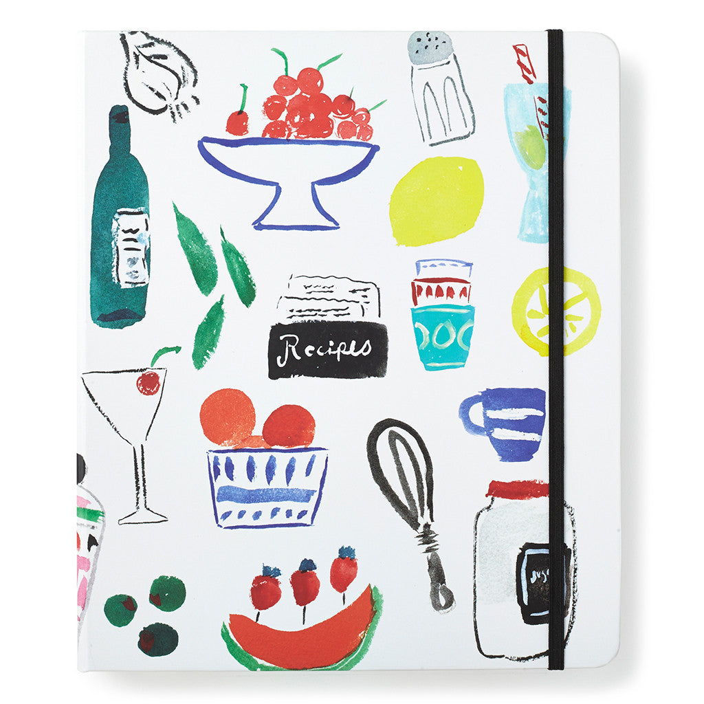 kate spade new york recipe book - bella pantry - lifeguard-press - 1