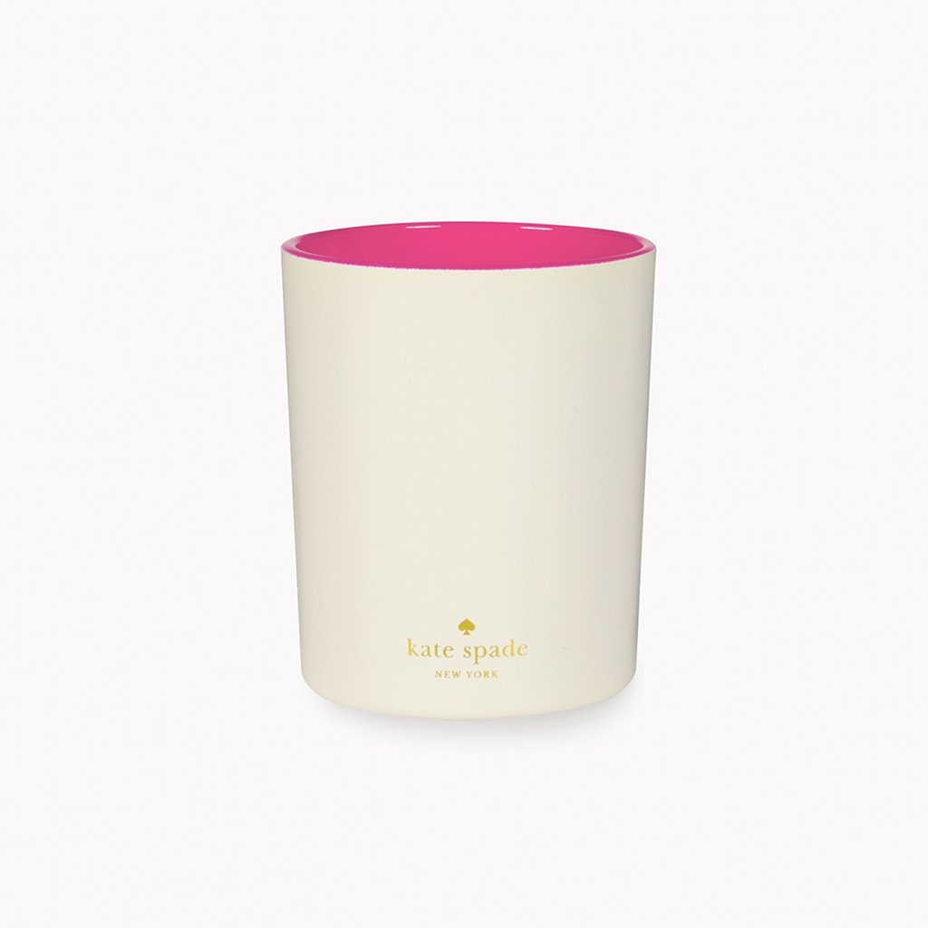 kate spade new york medium candle - garden