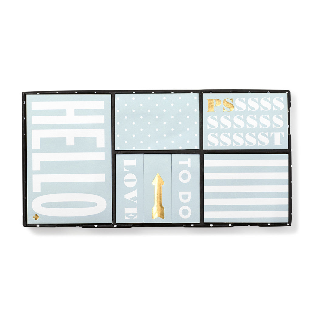 kate spade new york sticky note set - this just in - lifeguard-press
