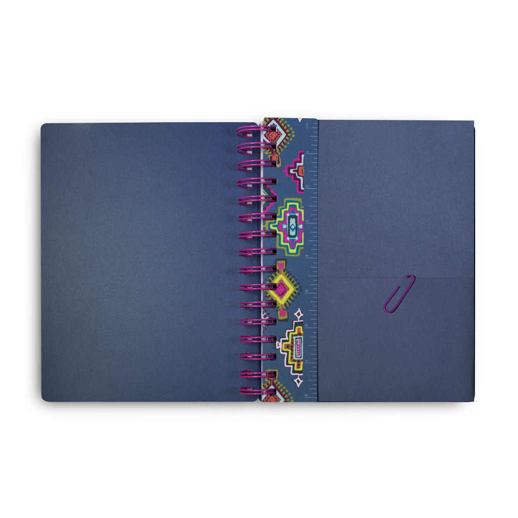 Vera Bradley 13 Month Student Agenda Painted Medallions