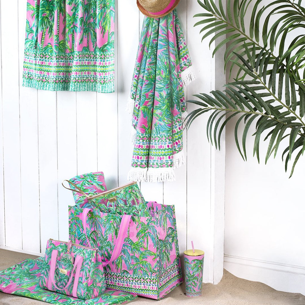 Lilly Pulitzer Beach Day Pouch, Suite Views