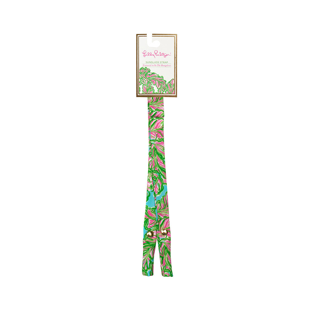 Sunglass Strap - Lilly Pulitzer Sunglass Accessory - In The Bungalows