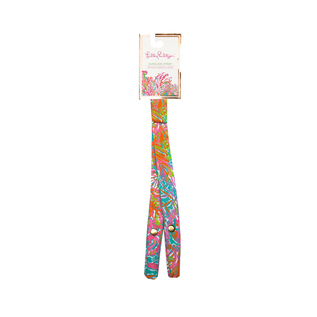 Lilly Pulitzer Sunglass Accessory - Scuba to Cuba - lifeguard-press