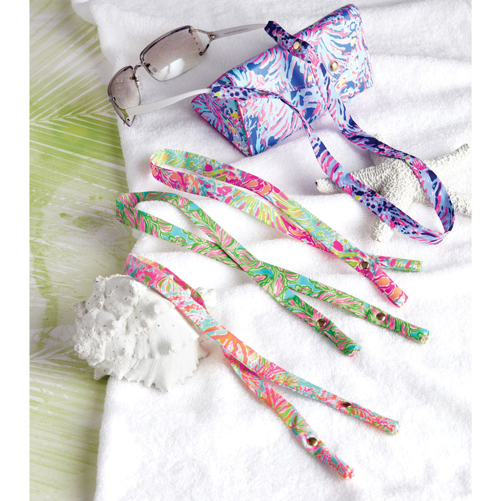 Lilly Pulitzer Sunglass Accessory - I'm So Hooked - lifeguard-press - 2