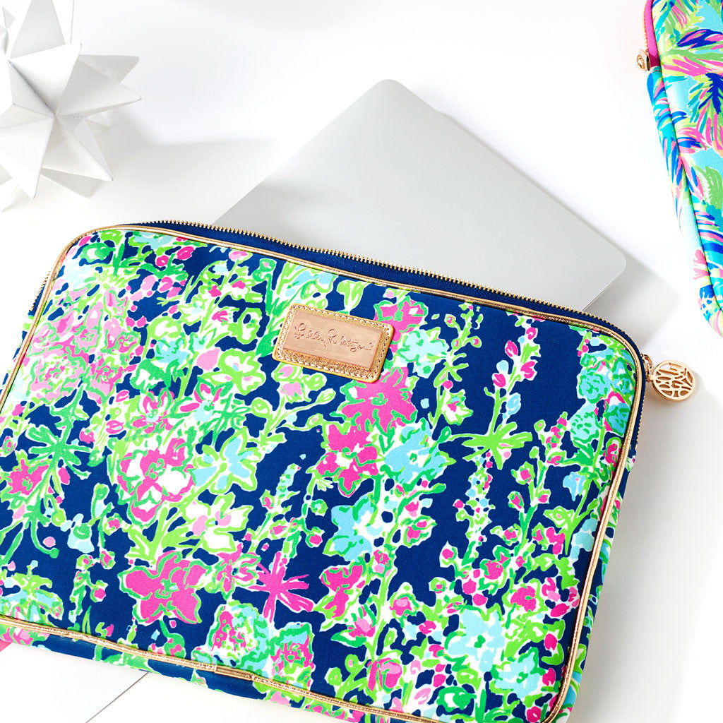 Lilly Pulitzer Tech Sleeve - Island Time