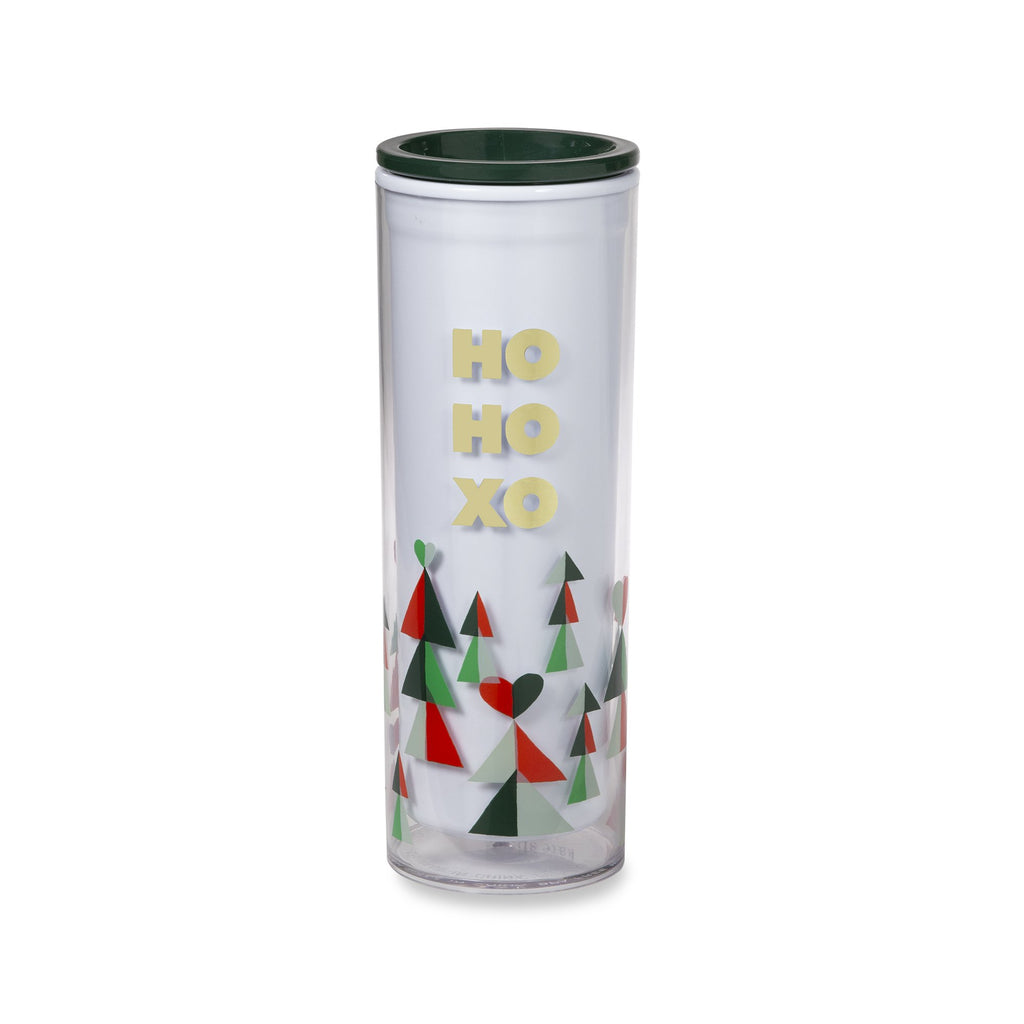 kate spade new york thermal mug, ho ho xo