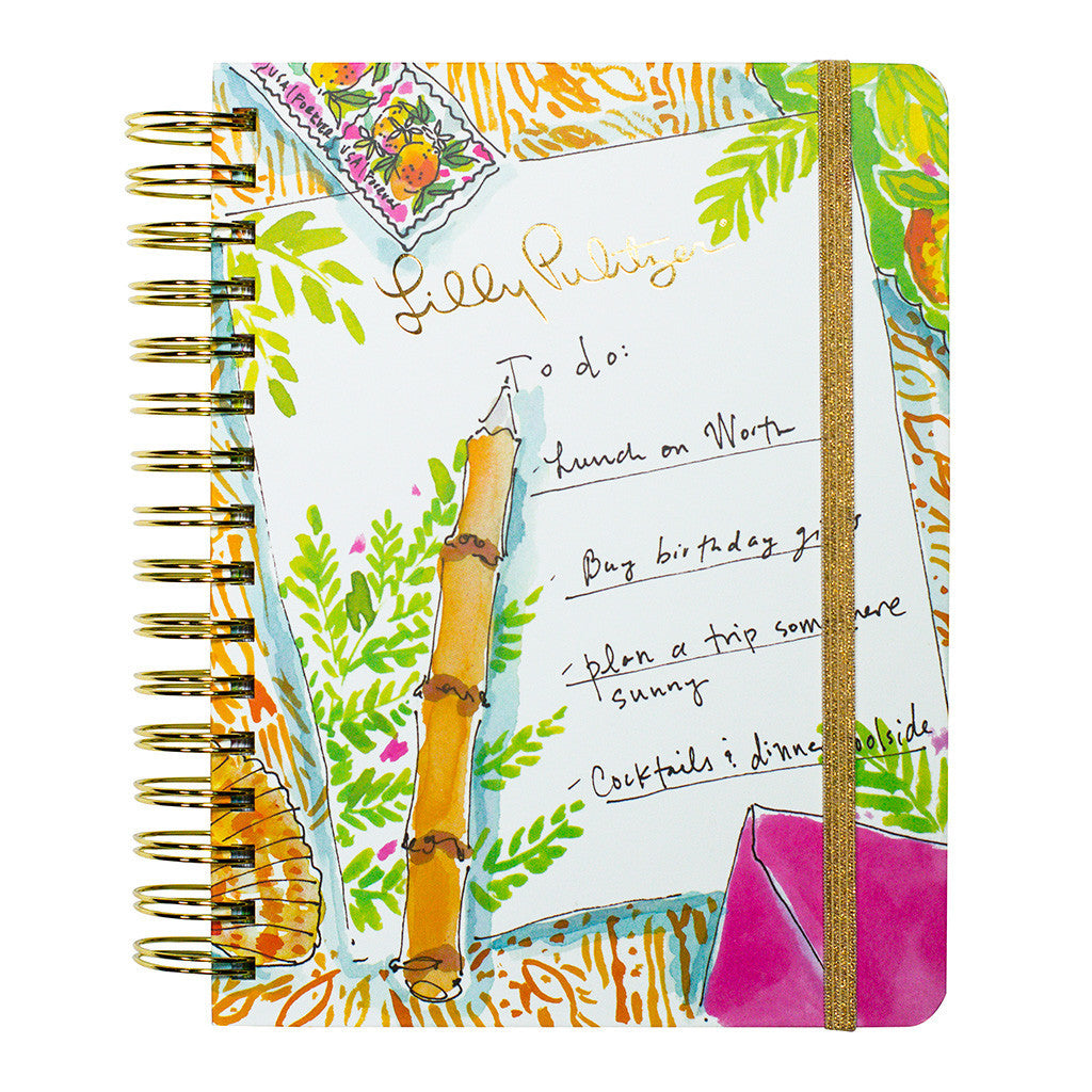 Lilly Pulitzer To Do Planner - lifeguard-press - 1