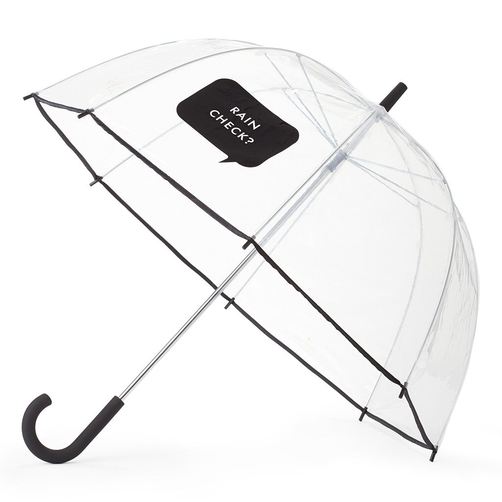 kate spade new york umbrella - rain check - lifeguard-press