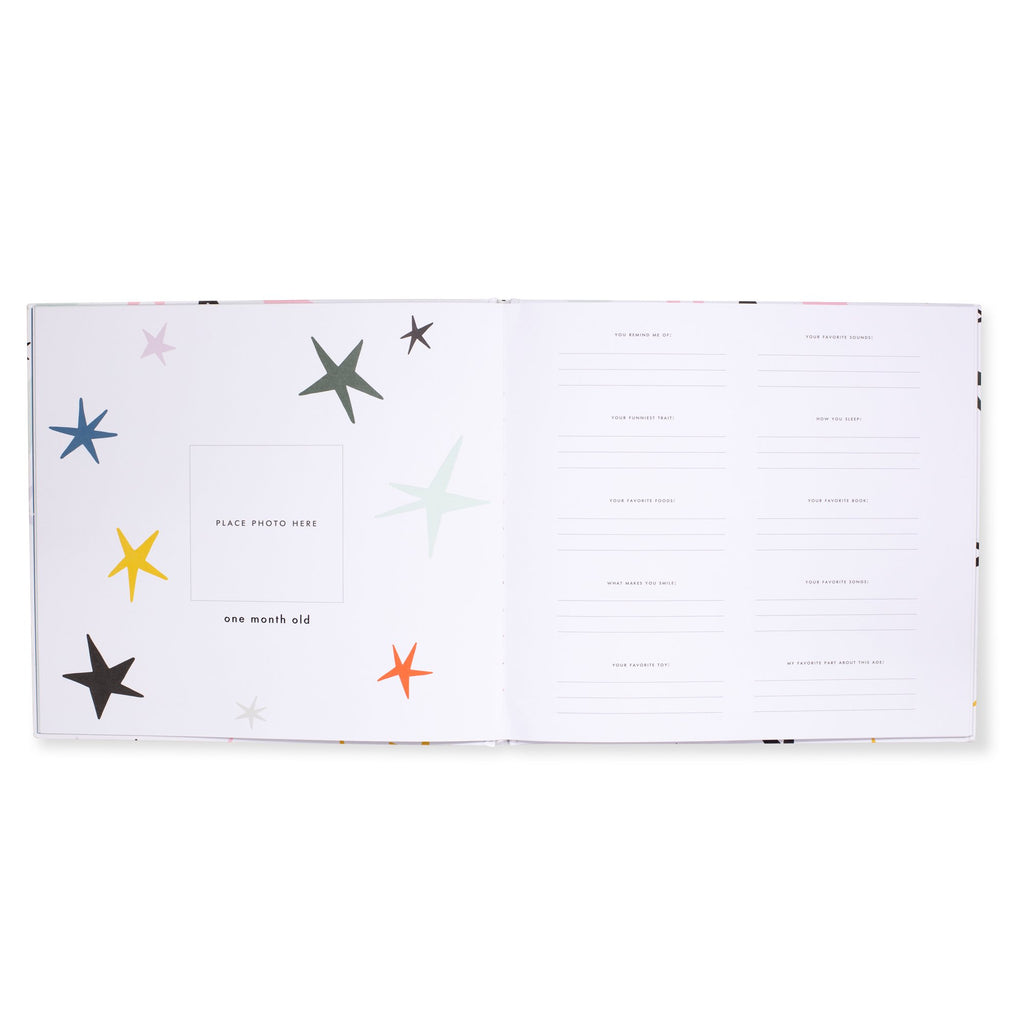 kate spade new york First Year Baby Book, Dancing Stars