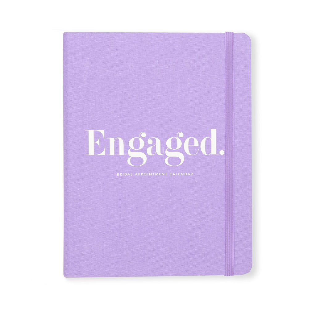 kate spade new york Bridal Appointment Calendar, Engaged