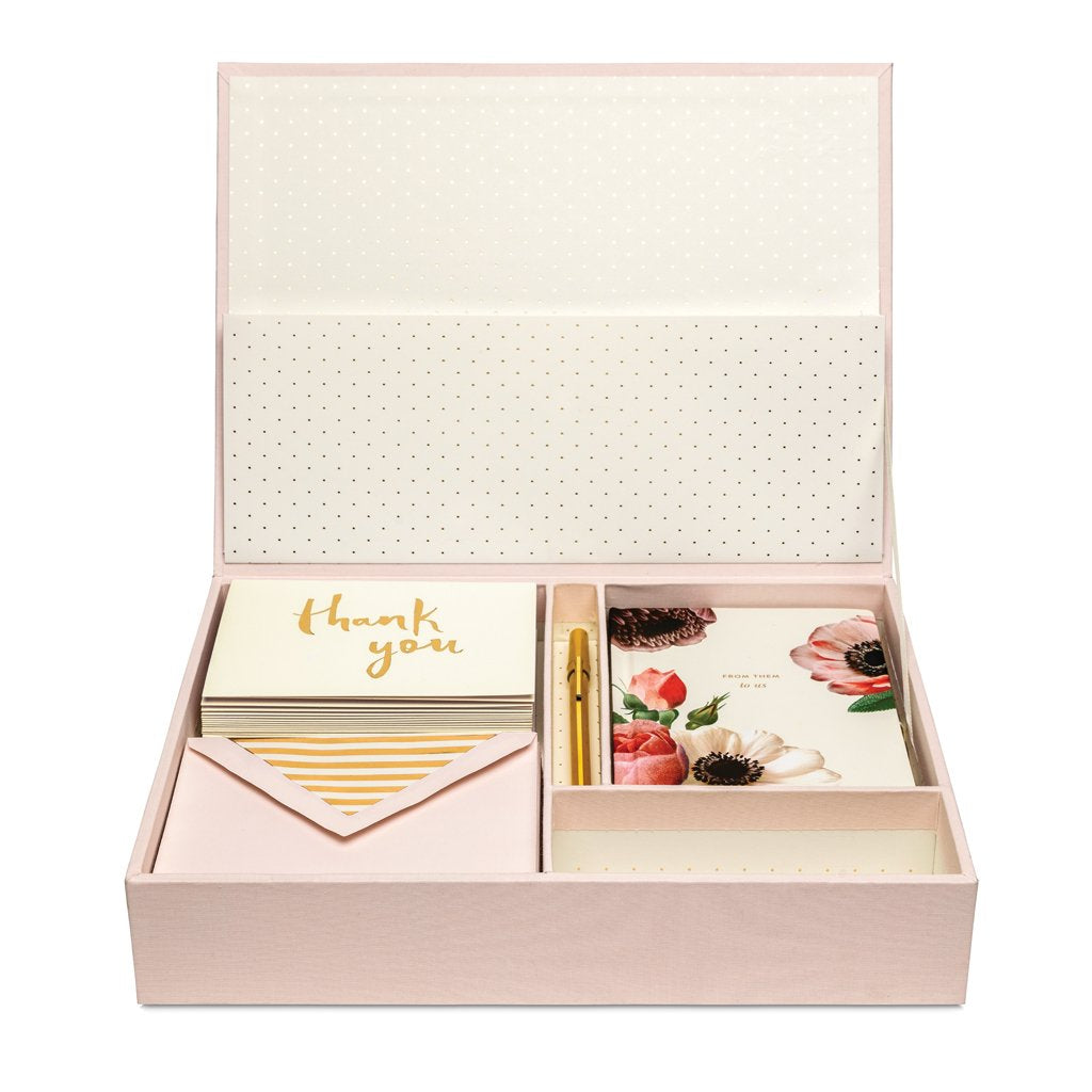kate spade new york Bridal Keepsake Box - Blush
