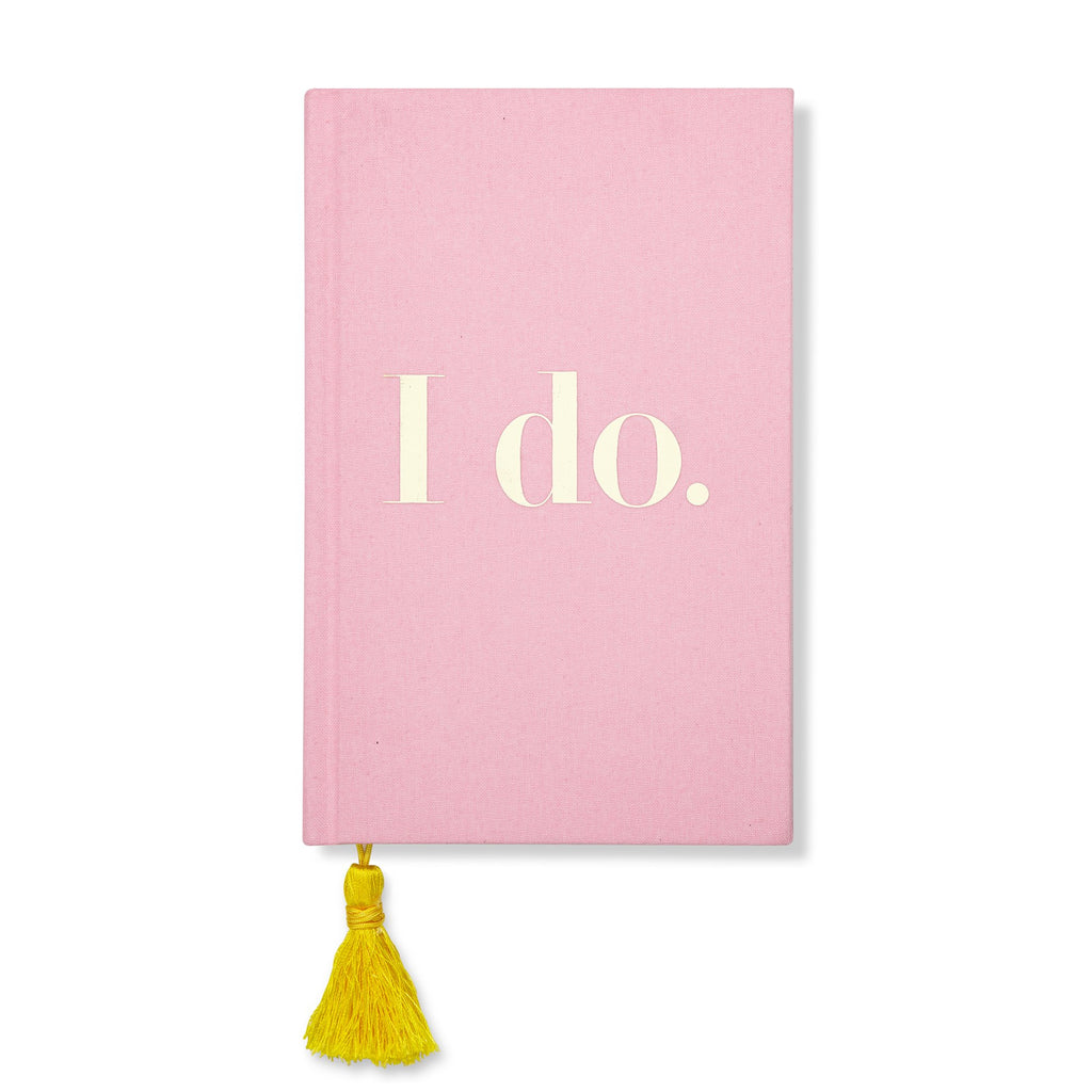 kate spade new york Bridal Journal, I Do