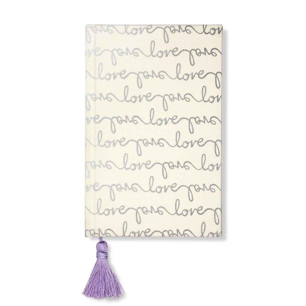 kate spade new york Bridal Journal, Love Script