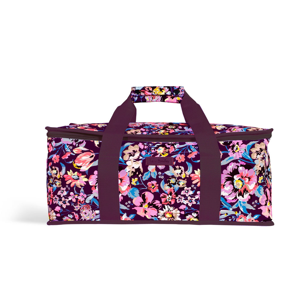 Vera Bradley Casserole Carrier, indiana rose