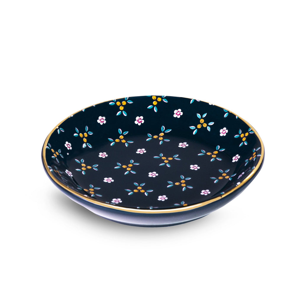 Ceramic Ring Dish, Kaleidoscope