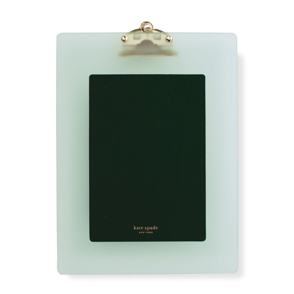 kate spade new york Clipboard, Actually I Can