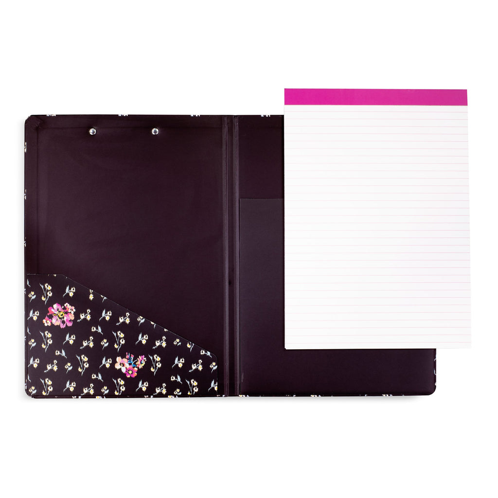 Vera Bradley Clipboard Folio, Indiana Rose