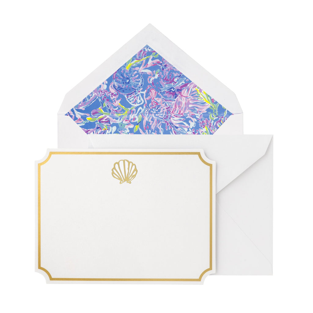 Lilly Pulitzer Correspondence Cards, All Together Now