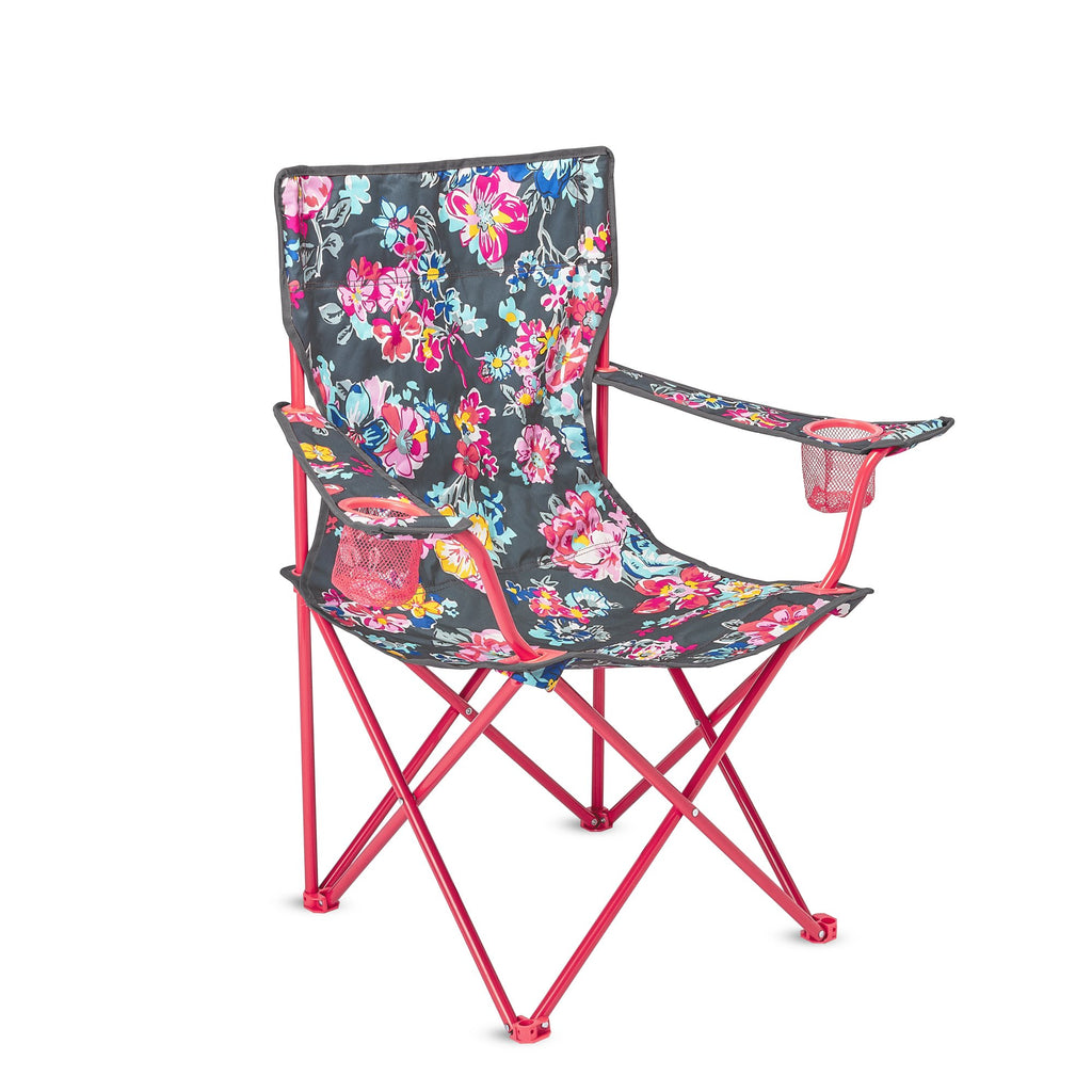 Foldable Chair, Pretty Posies
