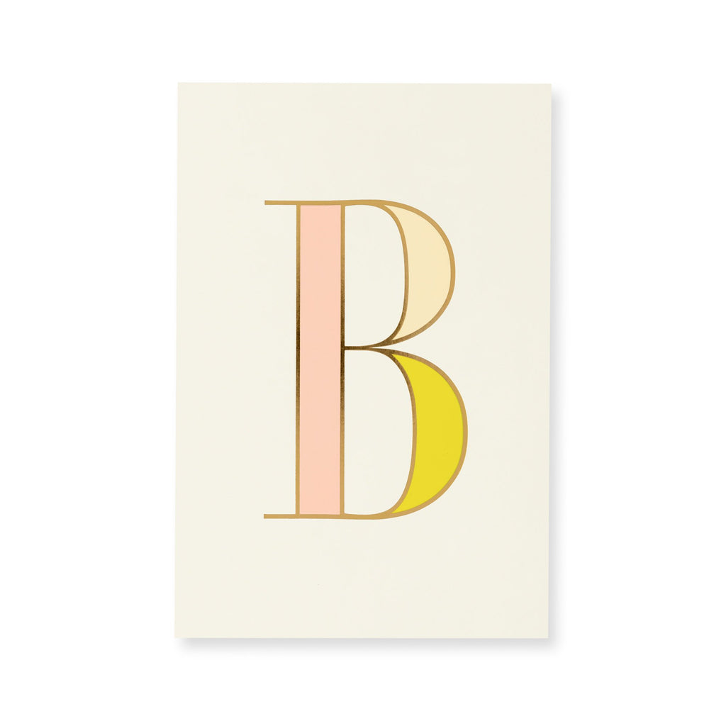 kate spade new york Initial Notepad, B