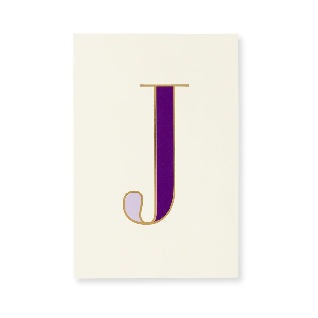 kate spade new york Initial Notepad, J