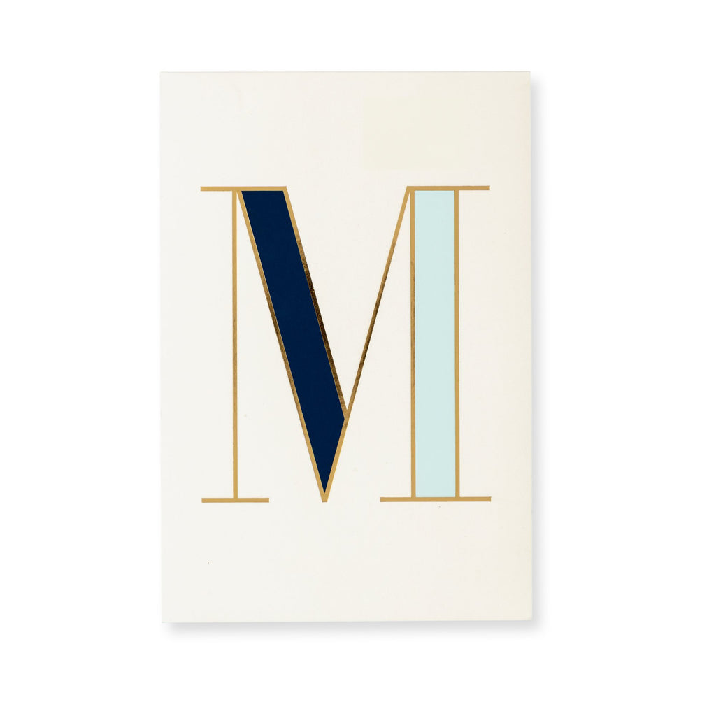 kate spade new york Initial Notepad, M
