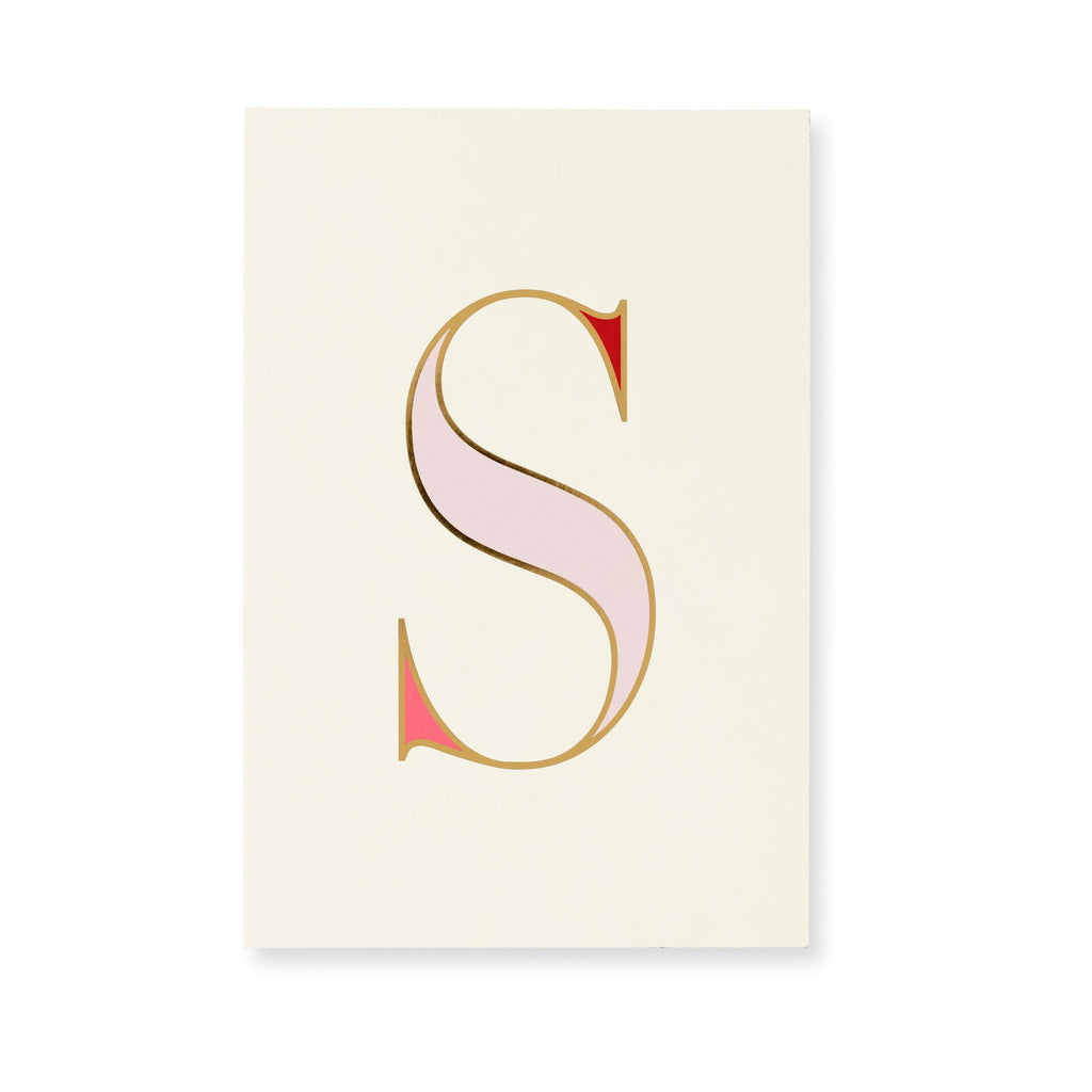 kate spade new york Initial Notepad, S
