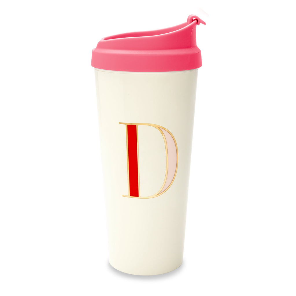 kate spade new york Initial Thermal Mug, D