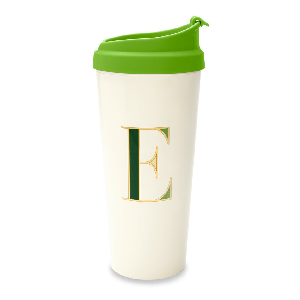 kate spade new york Initial Thermal Mug, E