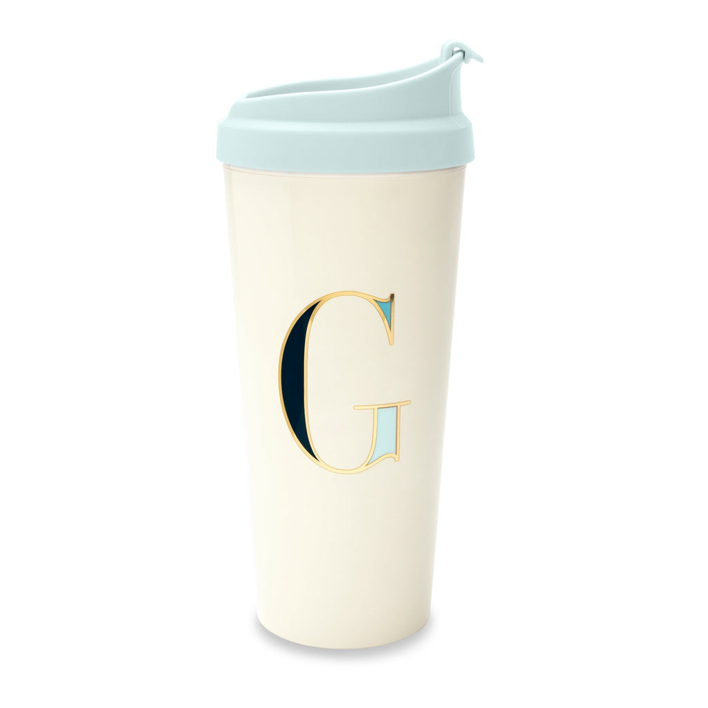kate spade new york Initial Thermal Mug, G