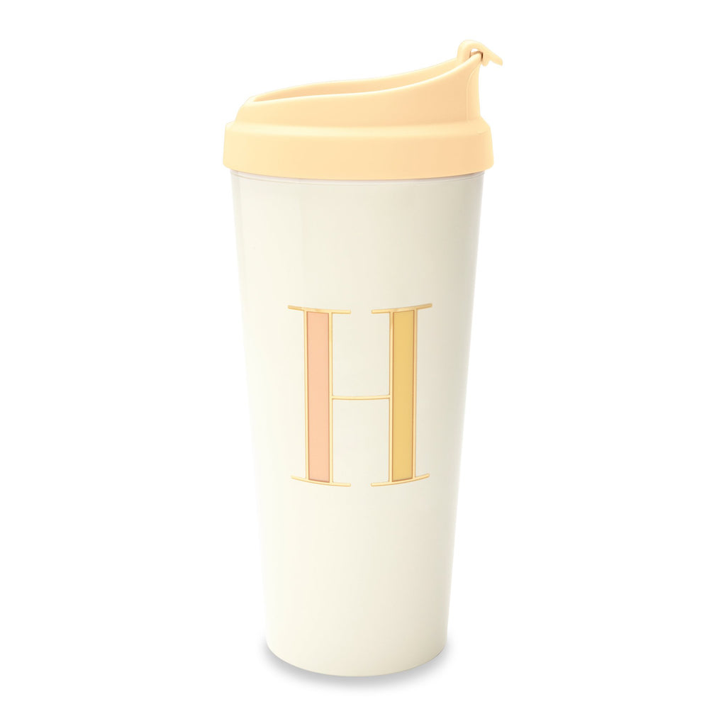 kate spade new york Initial Thermal Mug, H