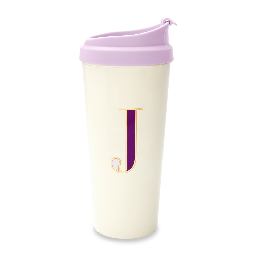 kate spade new york Initial Thermal Mug, J