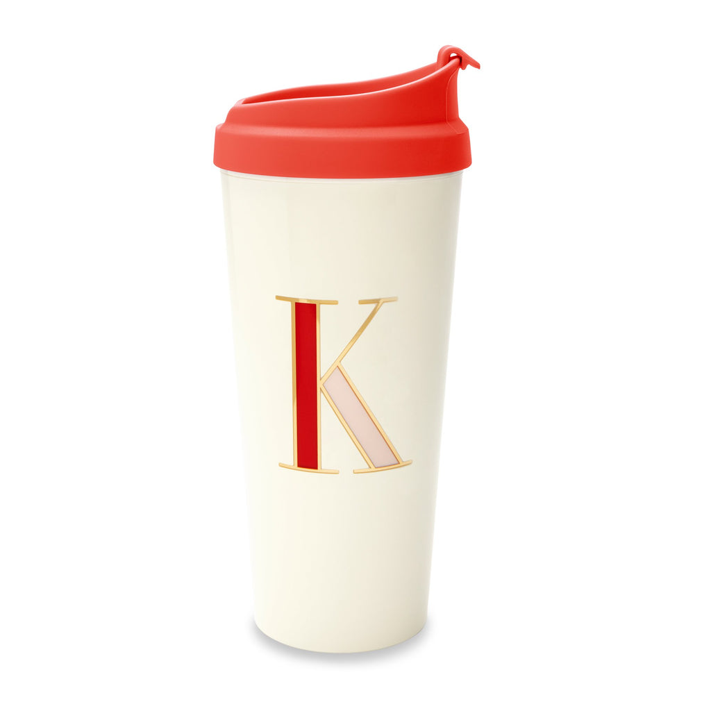 kate spade new york Initial Thermal Mug, K
