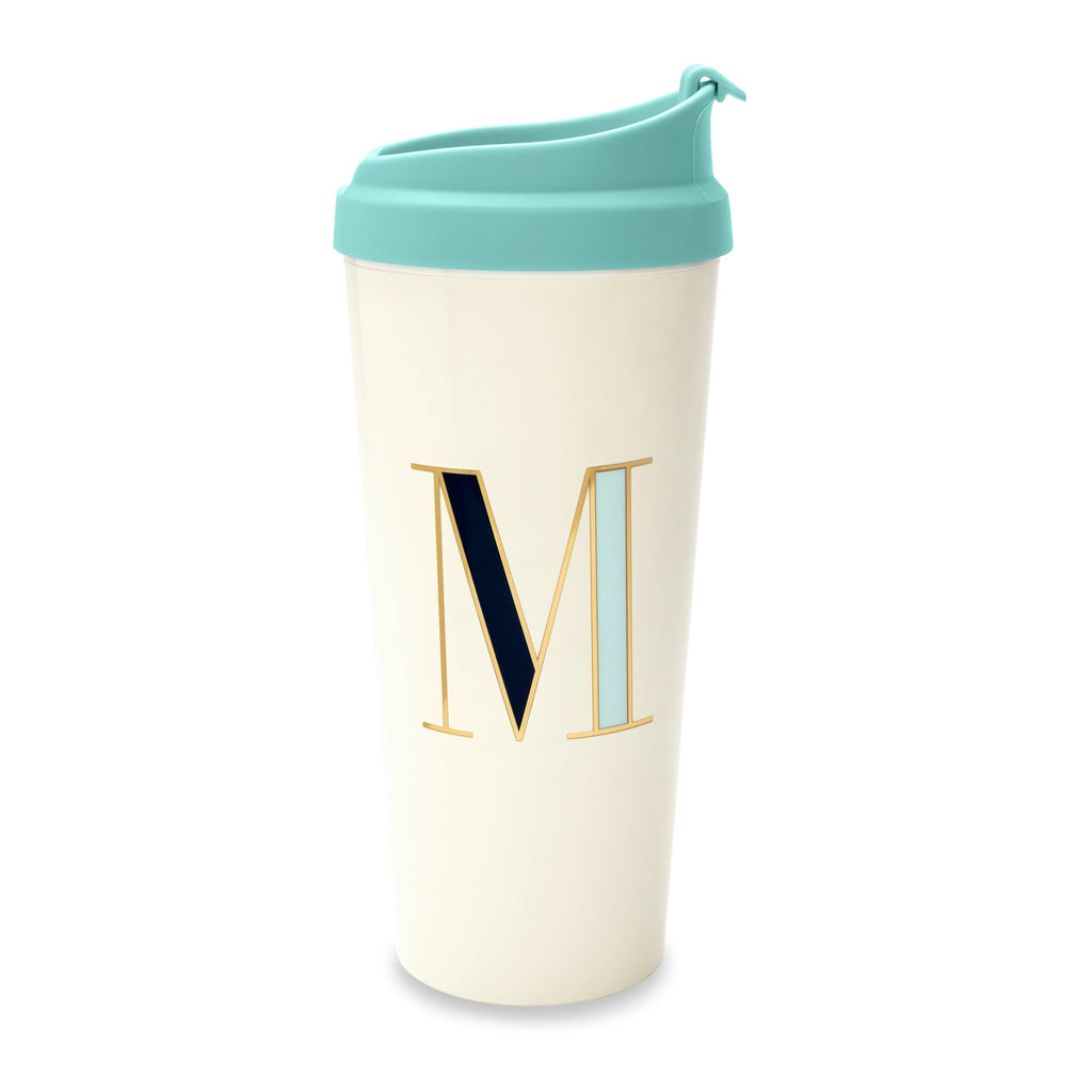 kate spade new york Initial Thermal Mug, M