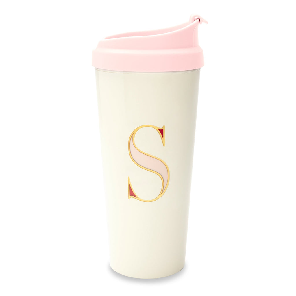 kate spade new york Initial Thermal Mug, S