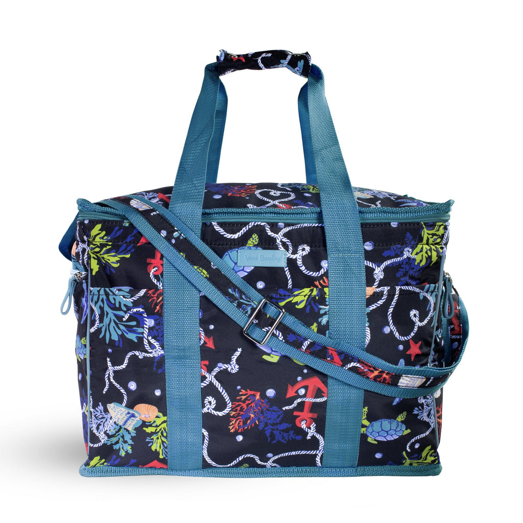 Insulated Cooler Bag, Shore Thing